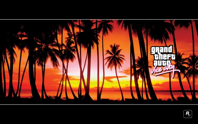 Gta Vice City wallpaper
