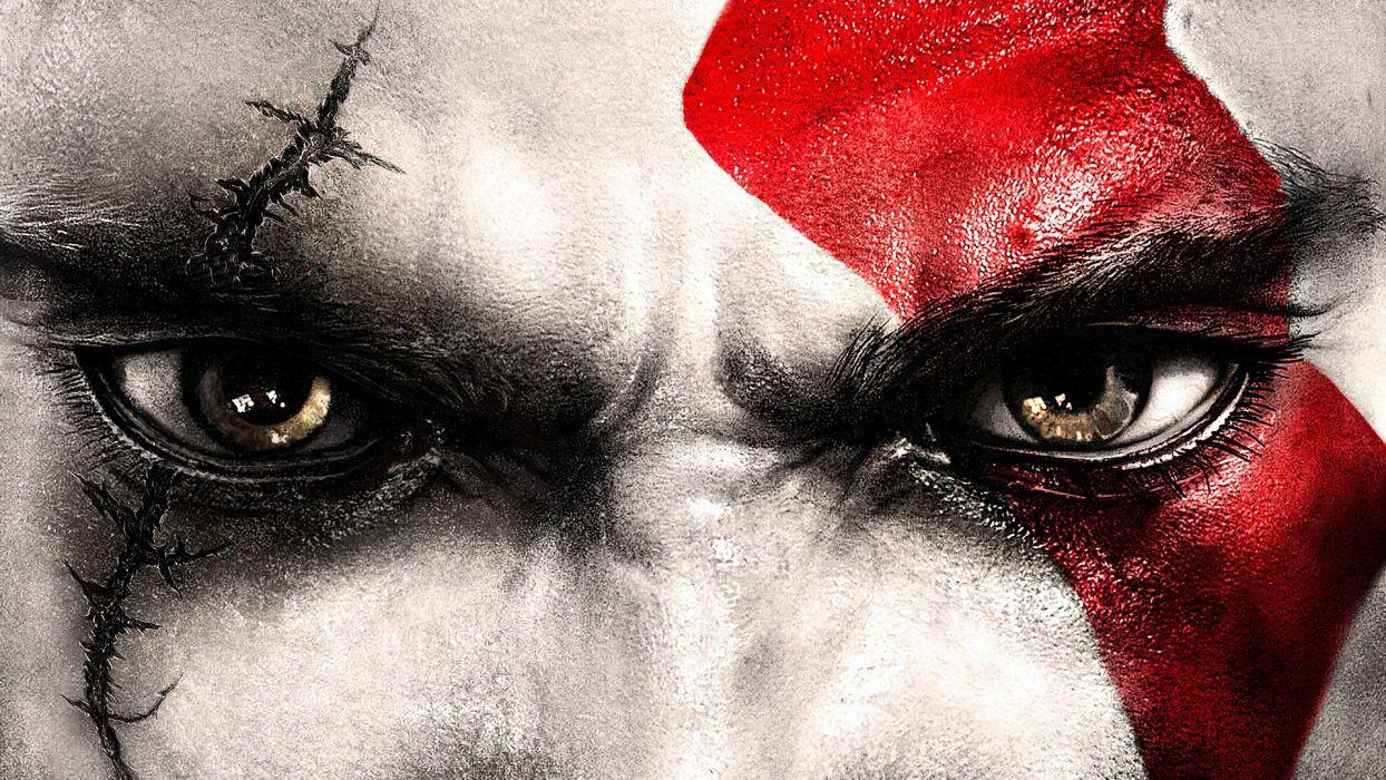 Kratos God Of War wallpaper
