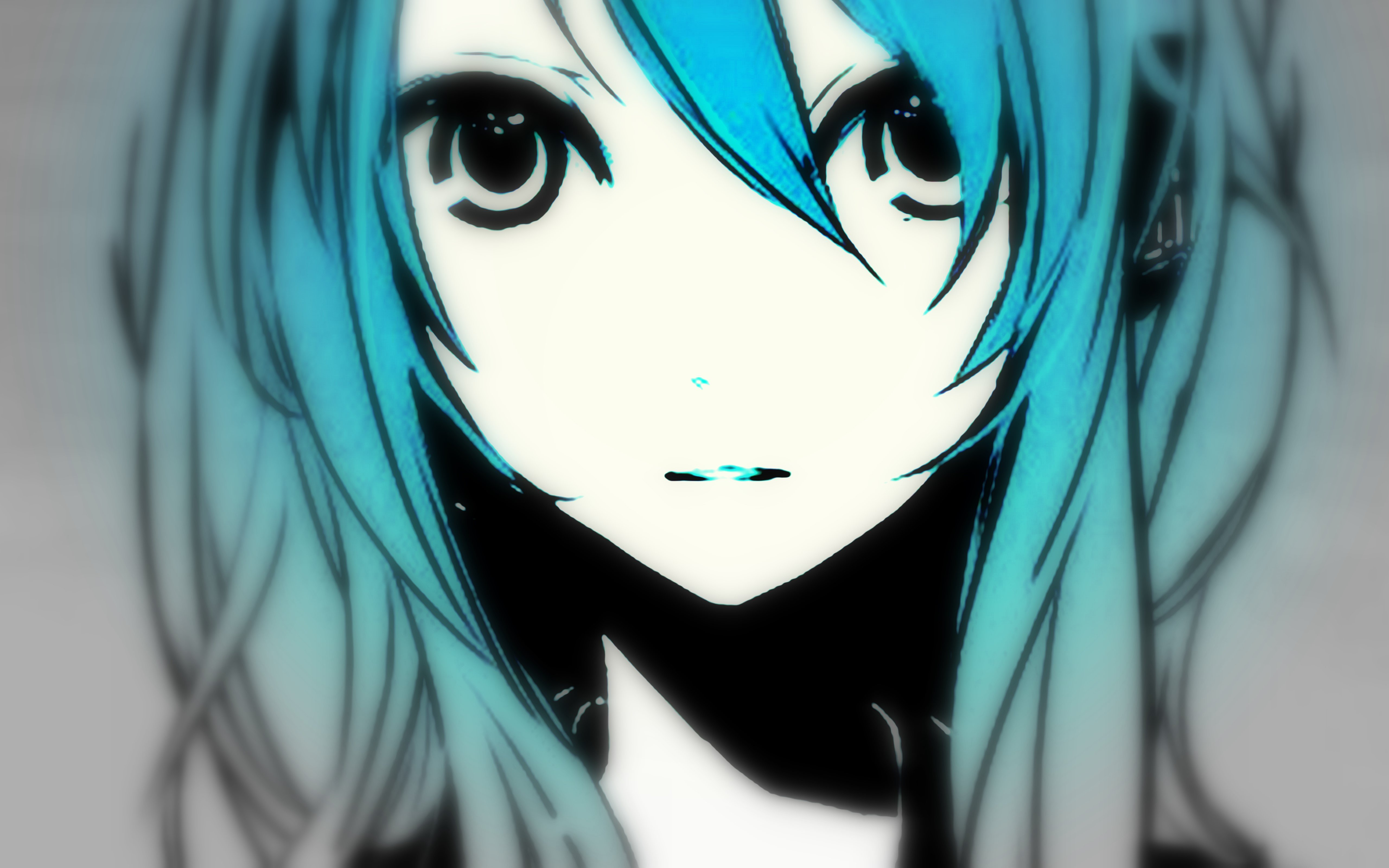 vocaloid cute miku anime - photo #37