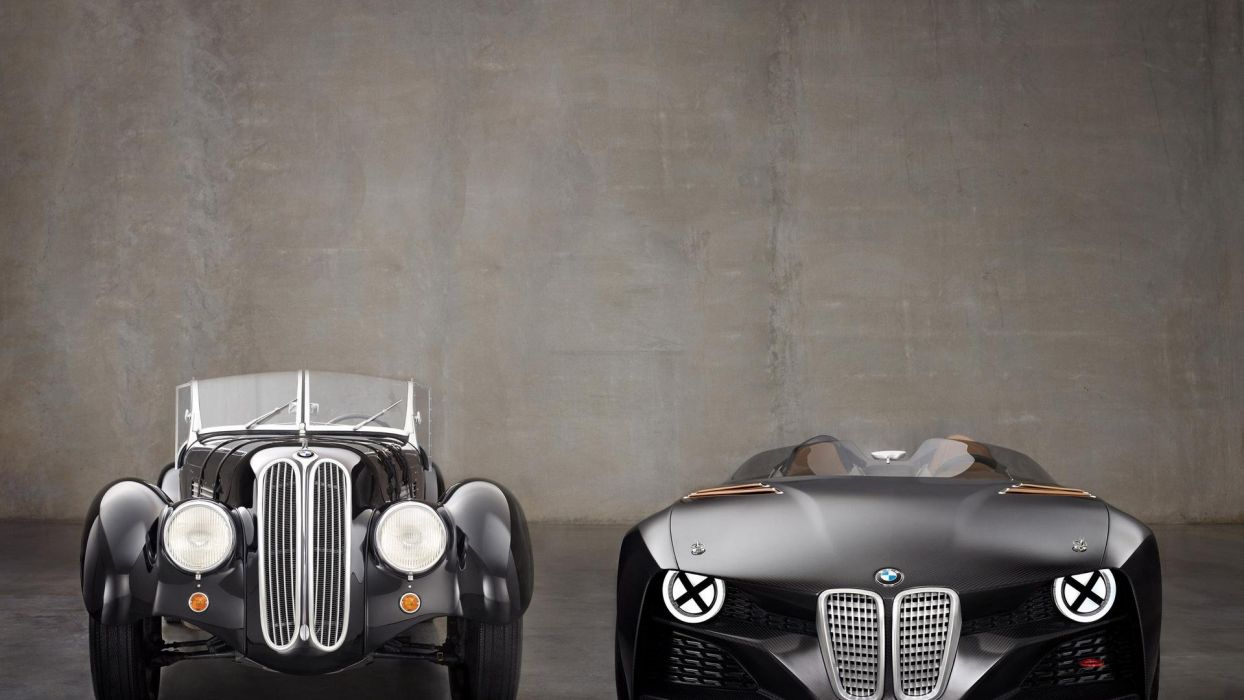 Old Vs Latest Bmw Cars wallpaper