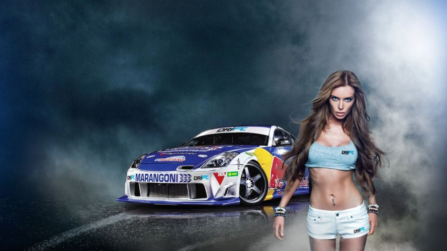 Girls And Cars Wallpapers 301 wallpaper