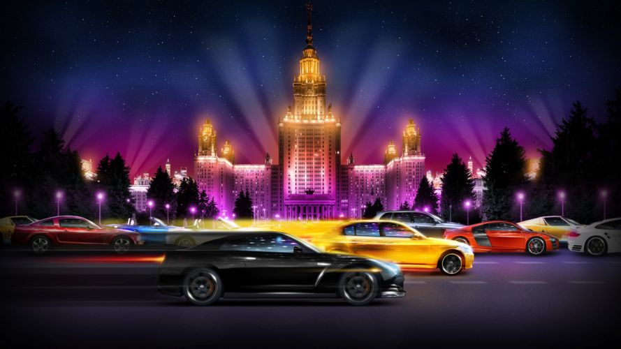 Pictures Cars Neon Wallpaper wallpaper