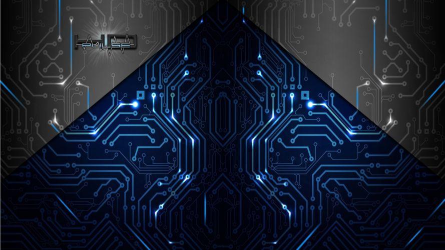 Electronics wallpaper