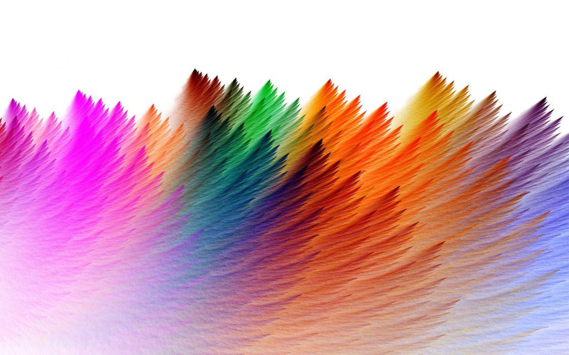 Colour wallpaper