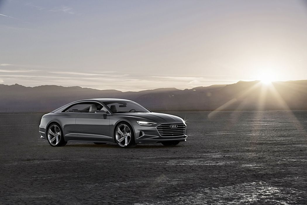 2015 Audi Prologue Concept electric wallpaper
