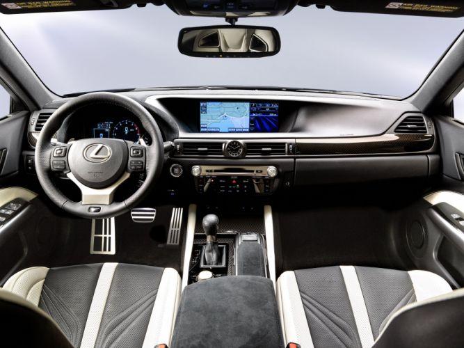 2016 Lexus GS-F wallpaper