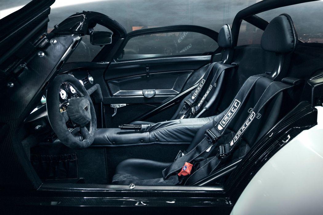 2015 Donkervoort D-8 GTO Bilster supercar wallpaper