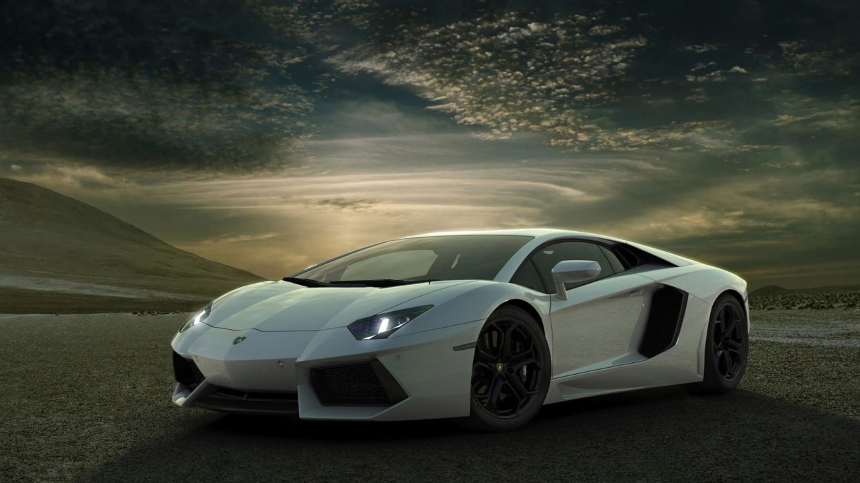 Lamborghini Aventador Wallpaper Hd2 wallpaper