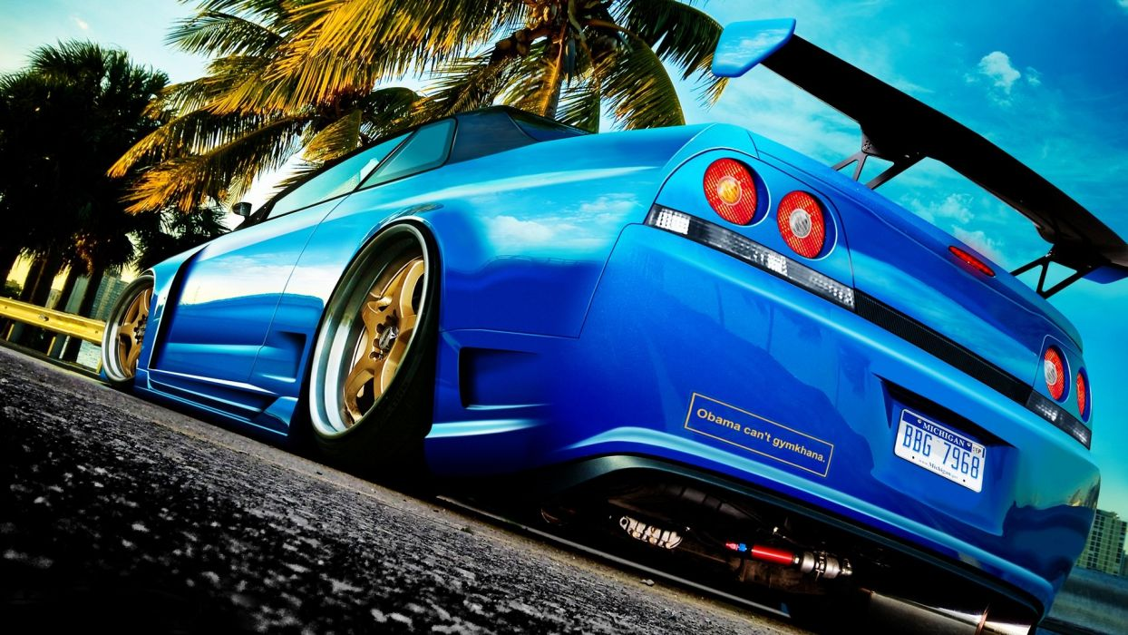 Nissan Skyline Nissan wallpaper