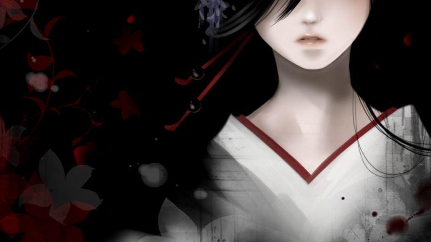 women artwork anime anime girls wallpaper