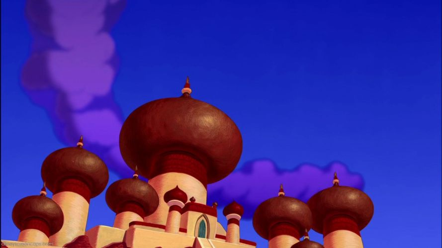 ALADDIN disney comedy animation adventure wallpaper