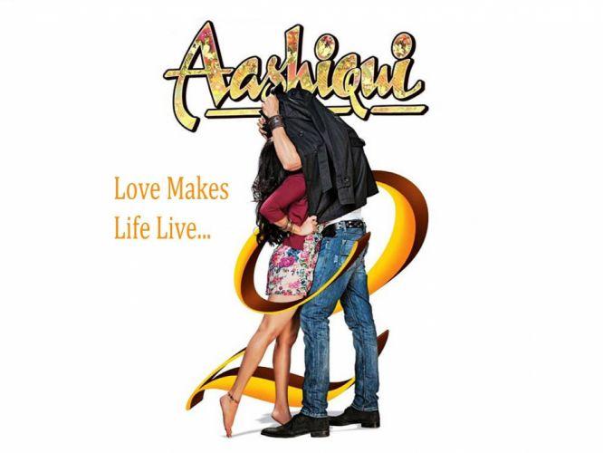 AASHIQUI bollywood musical drama romance wallpaper