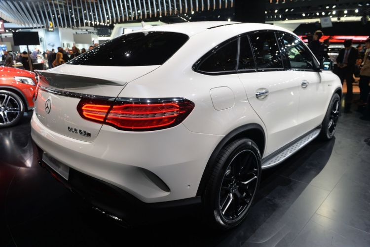 2016 amg benz cars Coupe GLE63 Mercedes suv wallpaper