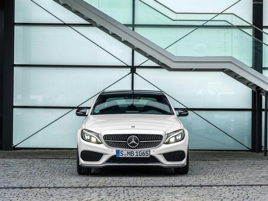 Mercedes Benz C450 AMG 4Matic cars germany wallpaper