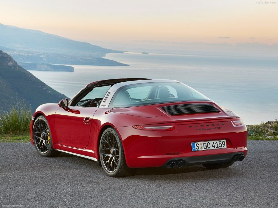 2016 Porsche 911 Targa 4 GTS cars wallpaper