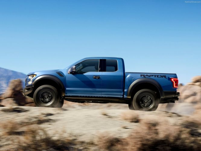 Ford F-150 Raptor 2017 truck pickup cars wallpaper