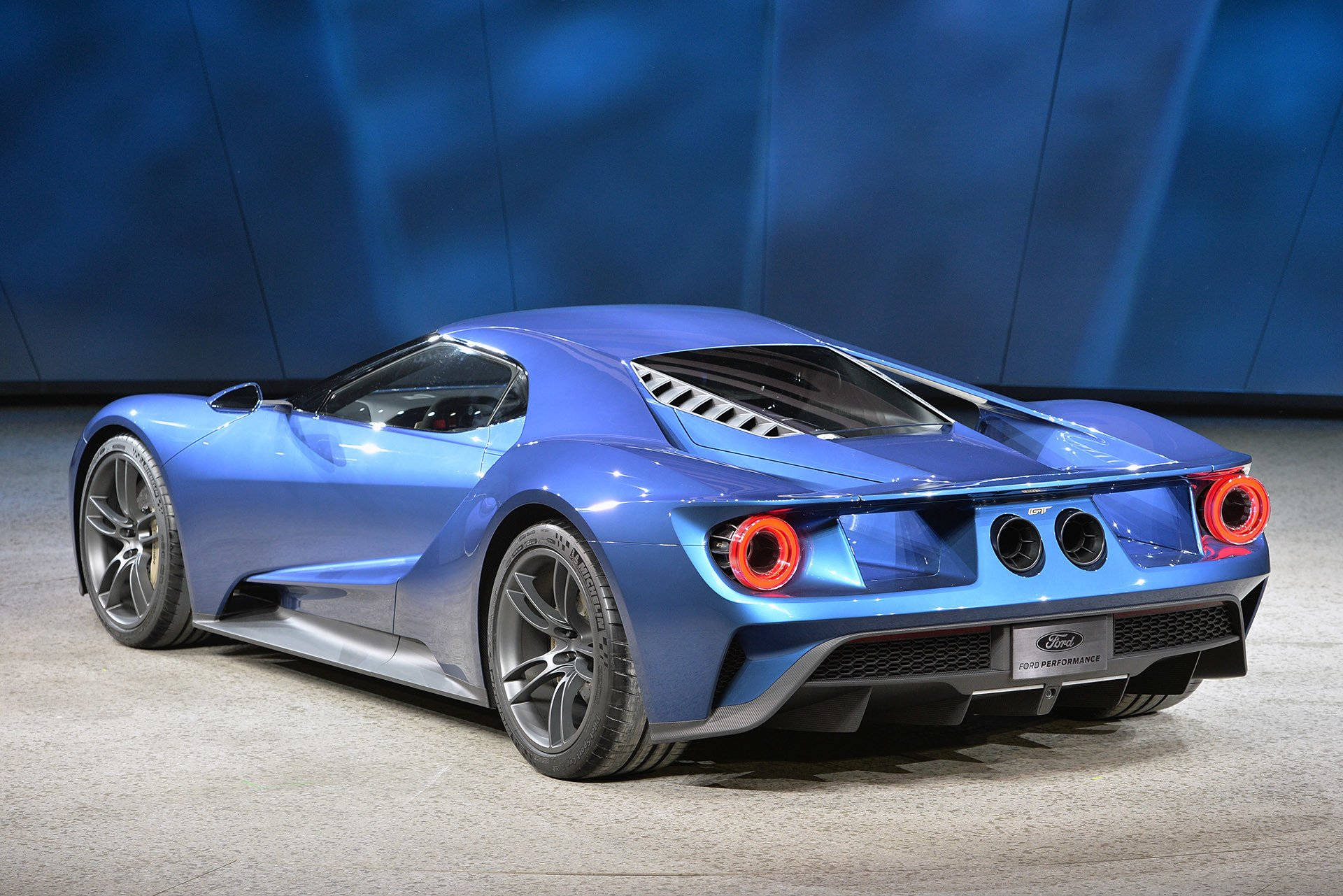 Ford G T Coupe Cars Supercars Wallpaper