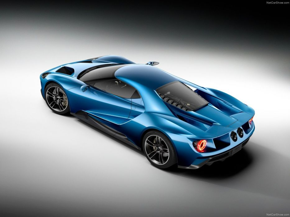Ford G T coupe cars supercars 2017 wallpaper