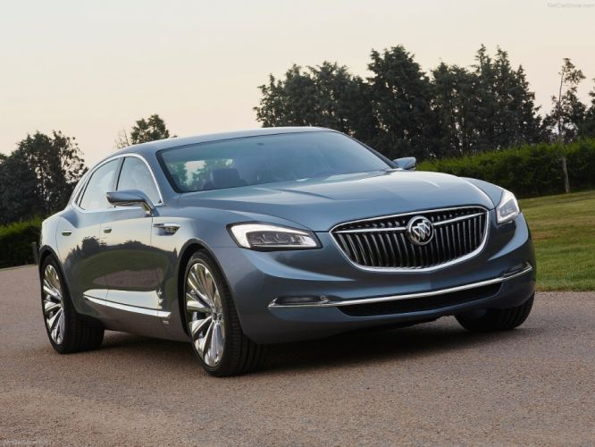 Buick Avenir Concept Detroit 2015 cars wallpaper