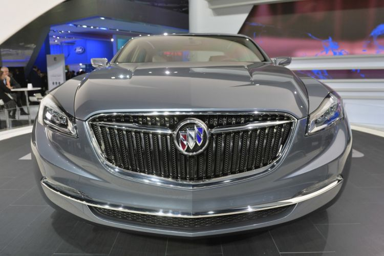 Buick Avenir Concept Detroit 2015 cars wallpaper
