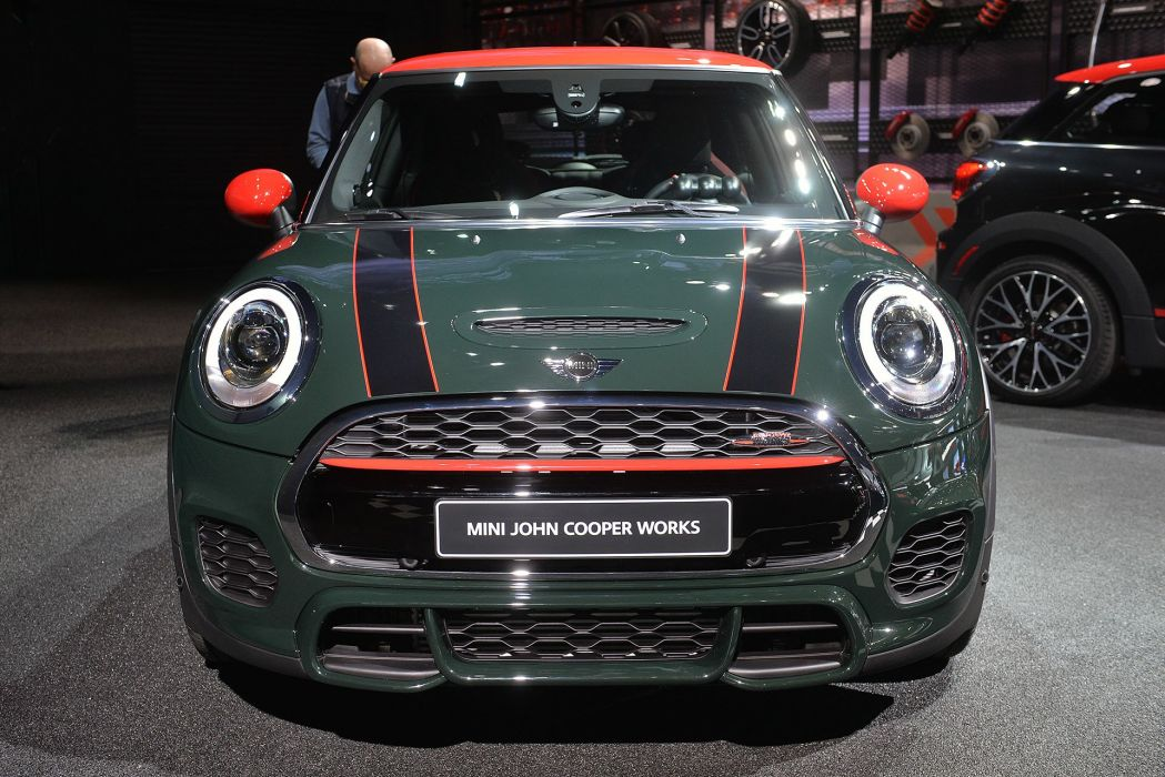2015 Mini John Cooper Works cars wallpaper