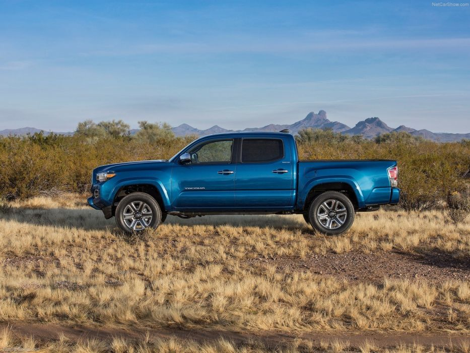 Toyota Tacoma 2016 truck pickup cars wallpaper