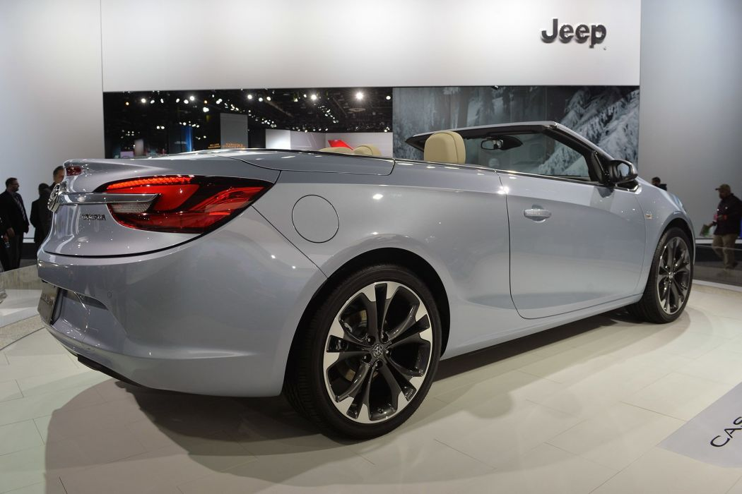 Buick Cascada convertible cars 2016 wallpaper