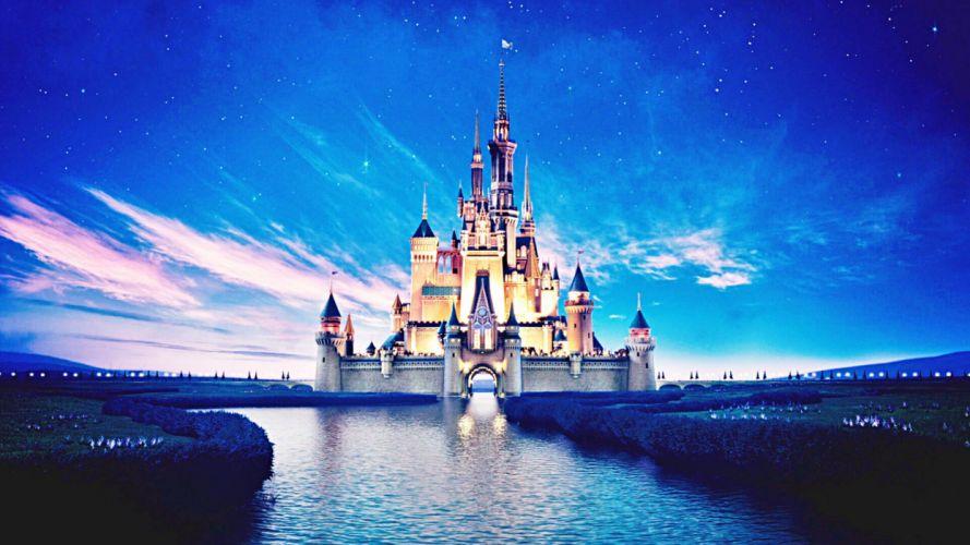 Disney Castle wallpaper