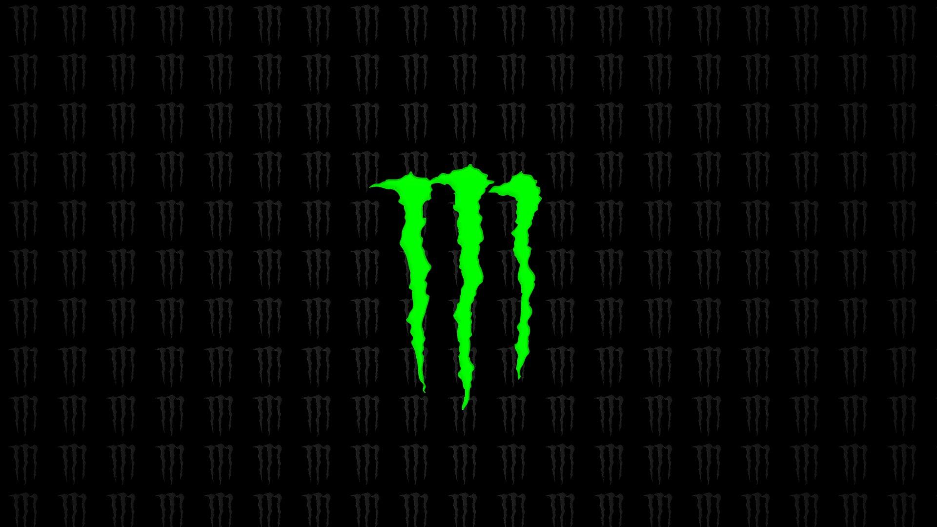 Monster Energy Logo Wallpaper 1920x1080 584223