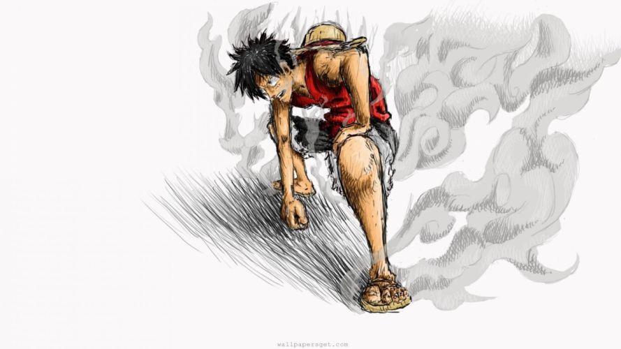 One Piece Luffy Monkey D Luffy wallpaper