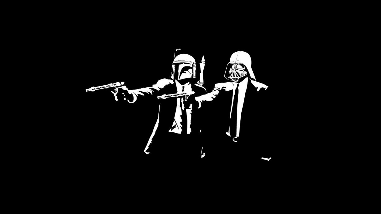 Star wars darth vader gun wallpaper desktop simple goodwp wallpaper