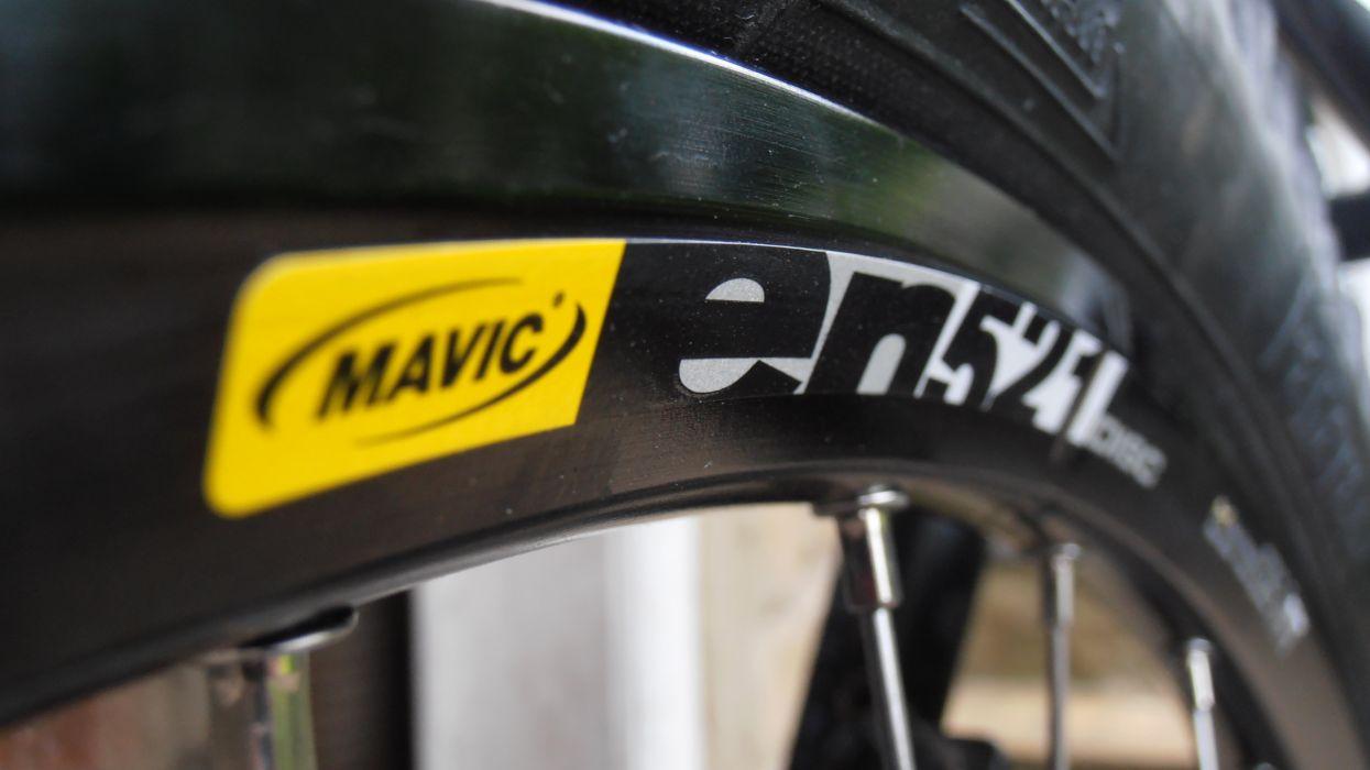Mavic EN521 MTB Rims wallpaper