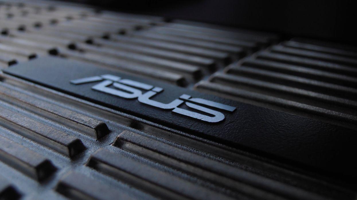 Asus GTX480 logo wallpaper
