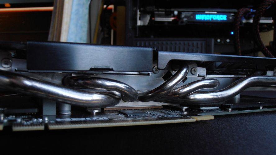 MSI GTX670 Power Edition Heatpipes wallpaper
