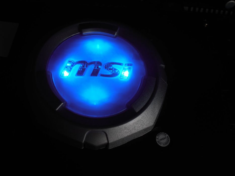 MSI 7970 Lightning Boosted Edition 1 wallpaper