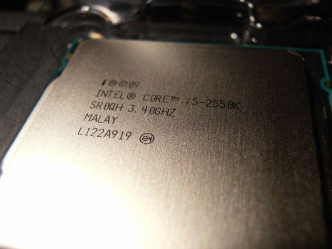 Intel Core i5 2550K 1 wallpaper
