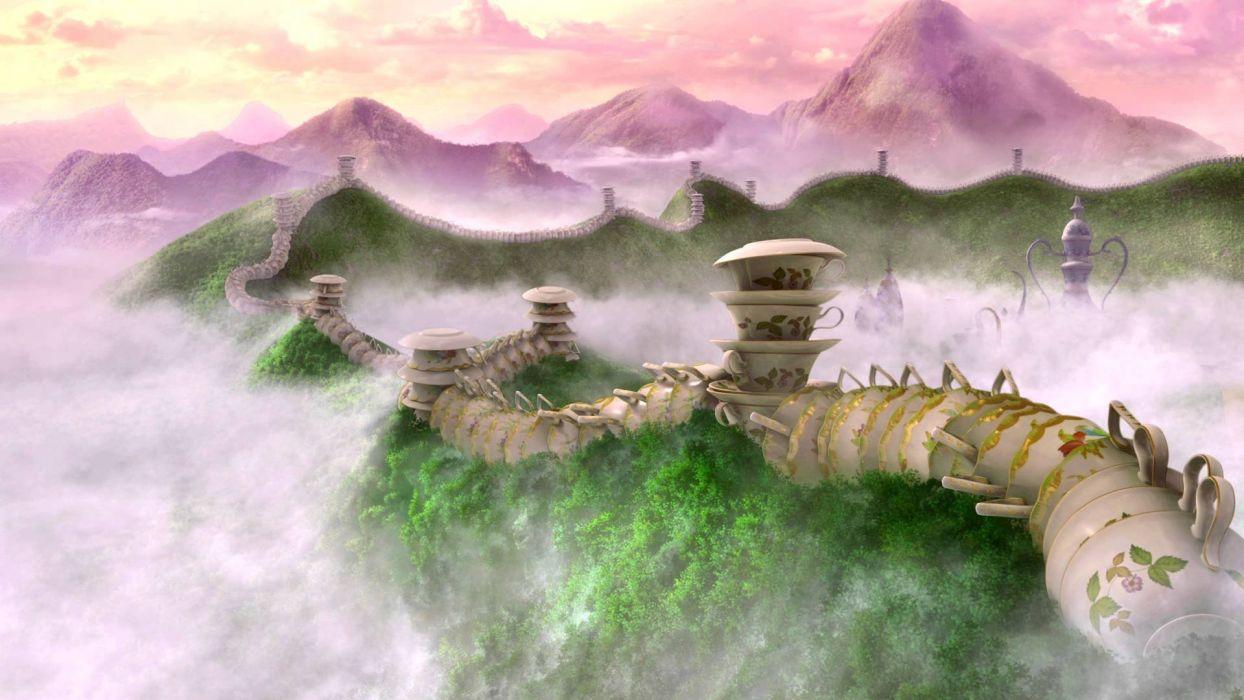 OZ DORTHYS RETURN animation family musical legends fantasy o-z wizard 1dorthysreturn comedy wallpaper