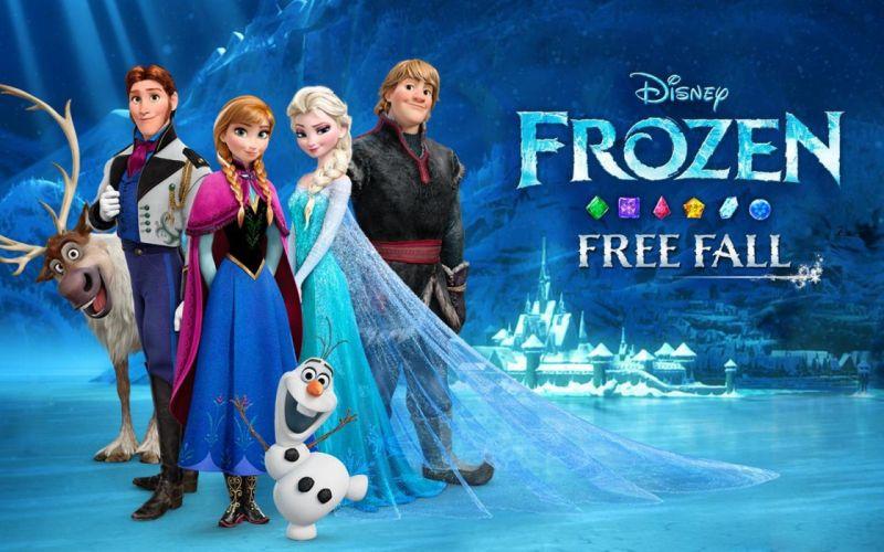 FROZEN animation adventure comedy family musical fantasy disney 1frozen wallpaper