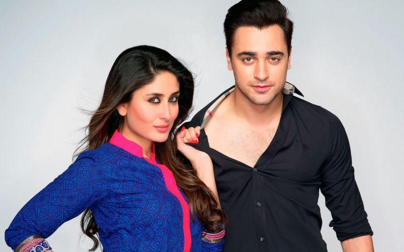 kareena kapoor imran khan Indian Actress wallpaper