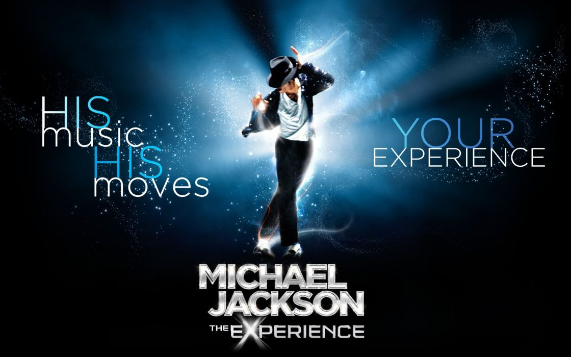Michael Jackson The Experience music wallpaper