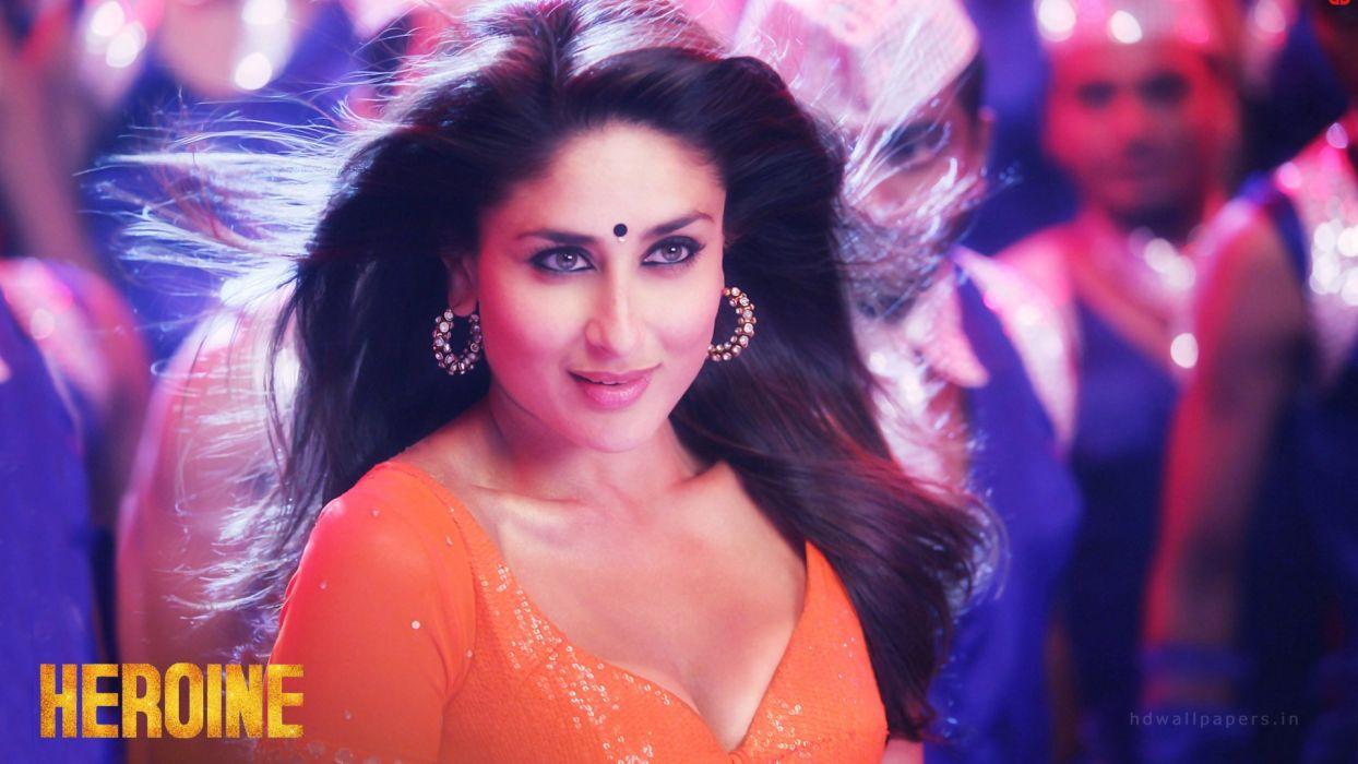 Kareena Kapoor in Heroine Indian Actress wallpaper