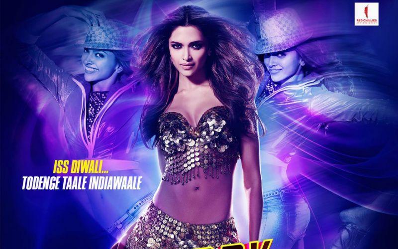 Deepika Padukone is Mohini Indian Actress wallpaper