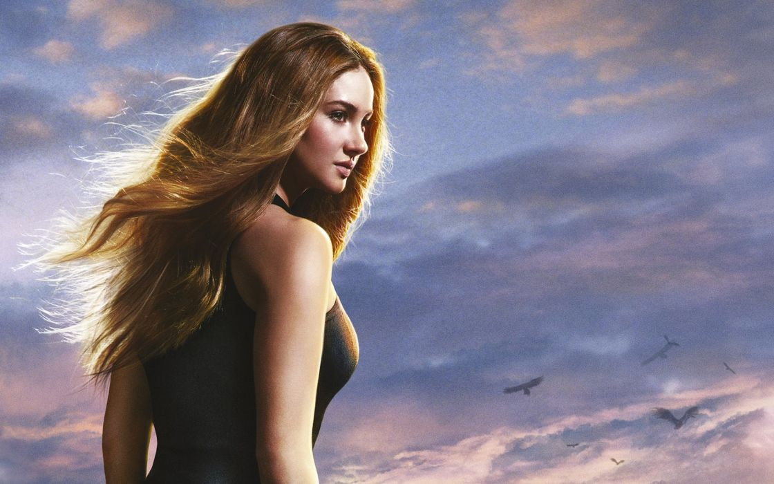 Shailene Woodley Divergent wallpaper