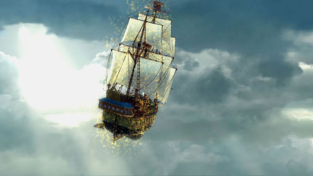 PIRATE FAIRY animation adventure family fantasy disney 1piratefairy pirates wallpaper
