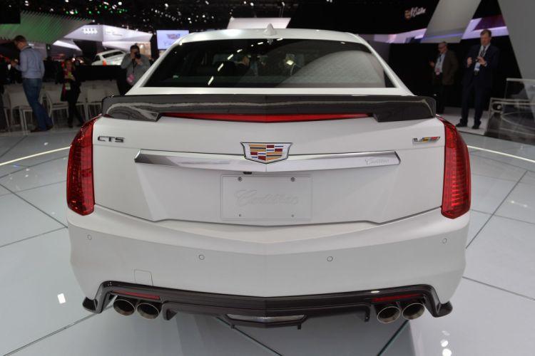 2016 Cadillac CTS-V cars wallpaper