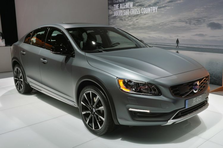 Volvo S60 Cross Country 2016 cars wallpaper