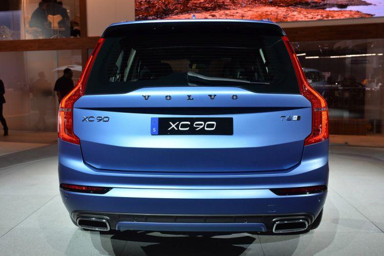 Volvo XC90 R-Design 2015 wagon cars wallpaper