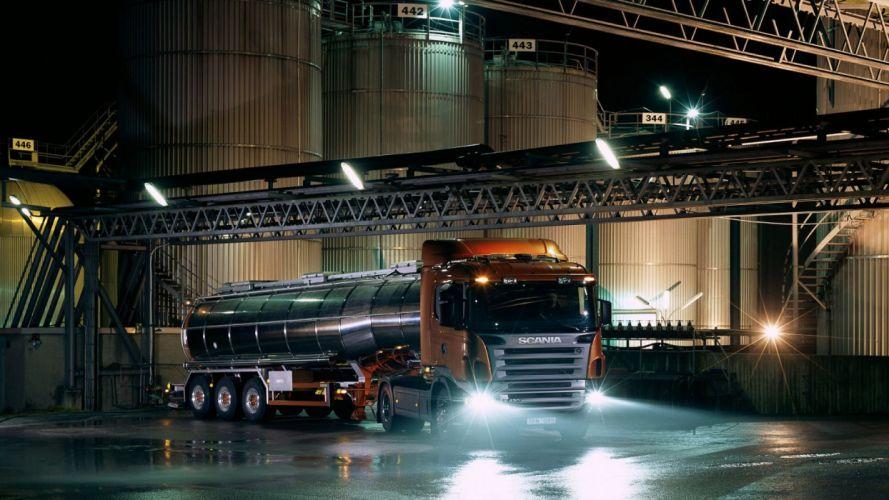 Scania Trucks wallpaper
