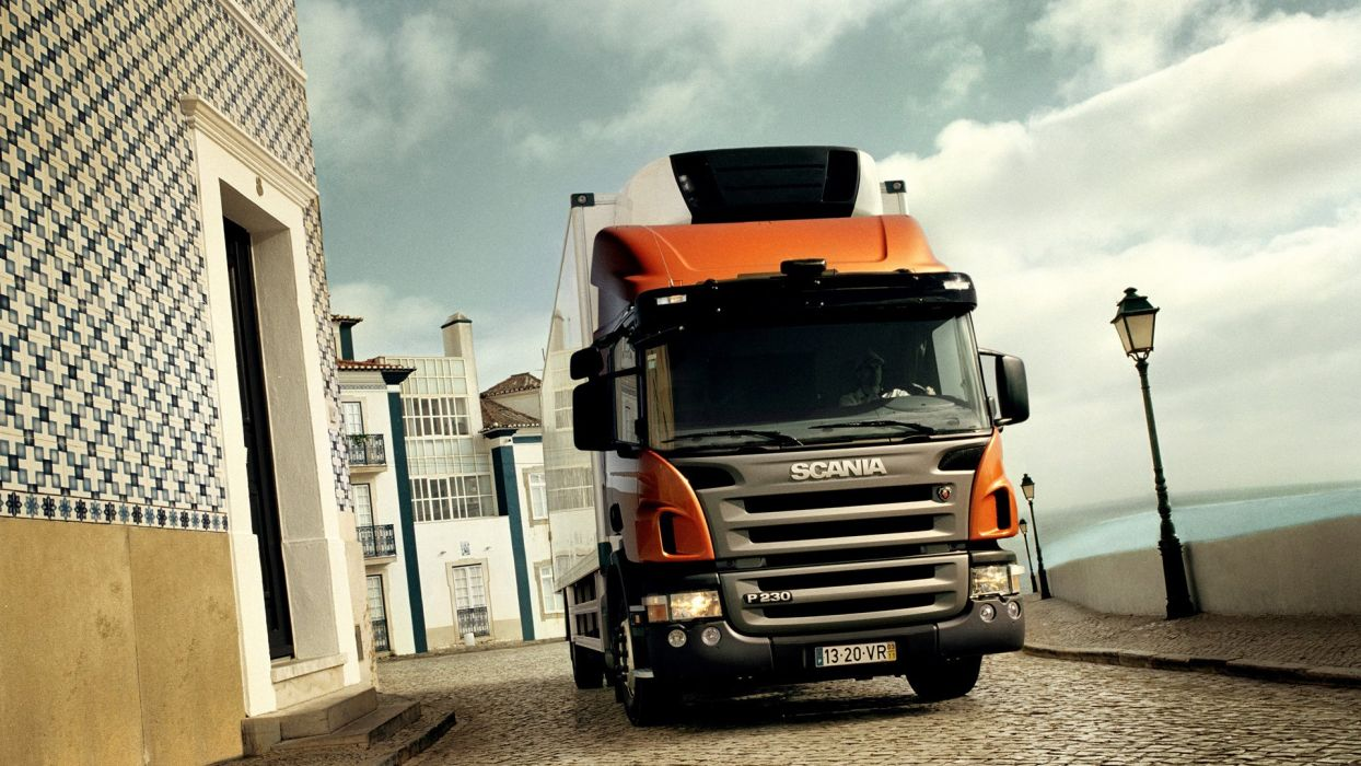 Scania Truck Wallpaper