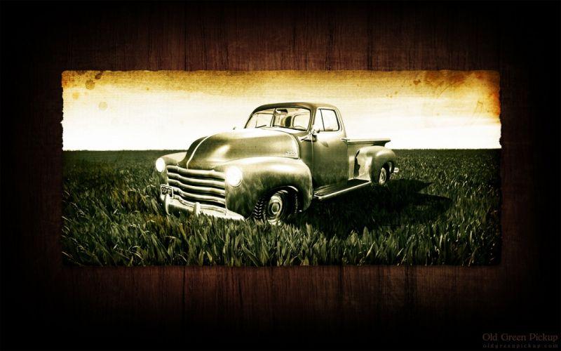 Truck Old Wallpapers wallpaper